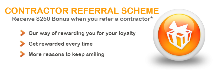 Great Rewards for you when you refer others to SDP Solutions