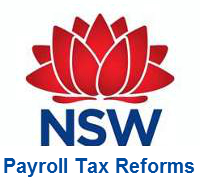 NSW Payroll Tax Reforms Budget 2013 SDP Solutions